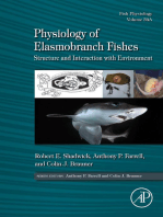 Physiology of Elasmobranch Fishes