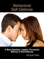 Behavioral Self-Defense