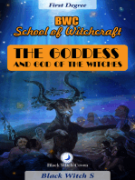 Goddess and Gods of the Witches. First Degree