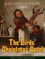 The Birds' Christmas Carol (With Original Illustrations)