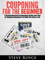 Couponing for Beginners
