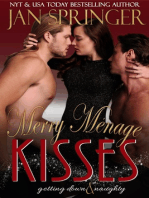 Merry Menage Kisses Boxed Set