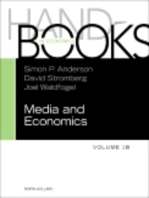 Handbook of Media Economics, vol 1B