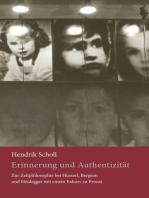 Erinnerung und Authentizität