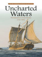 Uncharted Waters: The Explorations of Jose Narvaez