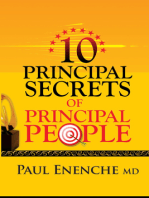 10 Principal Secrets Of Principal People