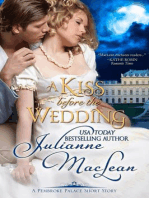 A Kiss Before the Wedding (Pembroke Palace Series, #5)