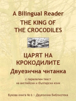 A Bilingual Reader. The King of the Crocodiles. Tales from Kashmir and Punjab