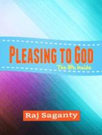 Pleasing To God