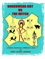 Underwear Boy vs The Witch (Warparty #1)