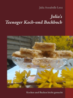Julia's Teenager Koch- und Backbuch