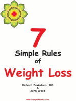 7 Simple Rules of Weight Loss