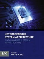 Heterogeneous System Architecture: A New Compute Platform Infrastructure