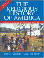 The Religious History of America