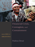 Financial Crisis, Contagion, and Containment