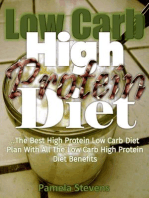 Low-Carb High-Protein Diet