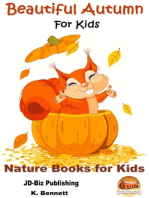 Beautiful Autumn For Kids
