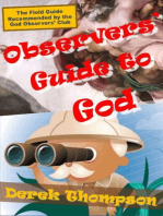 Observers' Guide to God