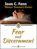 Fear and Discernment