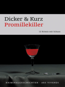 Promillekiller (eBook): 12 Krimis mit Schuss