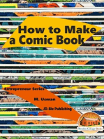 How to Make a Comic Book