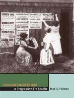 Class and Gender Politics in Progressive-Era Seattle