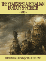 The Year's Best Australian Fantasy and Horror 2010 (volume 1)