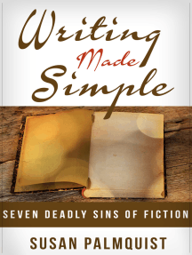 Seven Deadly Sins of Fiction