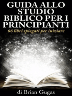 Guida allo Studio Biblico per i Principianti
