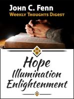 Hope Illumination Enlightenment