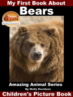 My First Book About Bears
