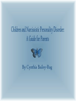 Children and Narcissistic Personality Disorder
