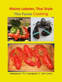 Maine Lobster, Thai Style