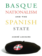 Basque Nationalism And The Spanish State
