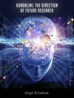 Kundalini: The Direction of Future Research