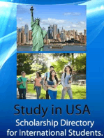 Study in USA - Scholarship Directory for International Students