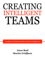 Creating Intelligent Teams