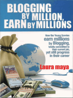 Blogging by Million , Earn By Millions