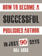 How To Become A Successful Published Author