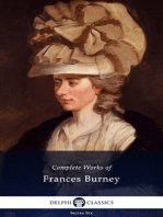 Complete Works of Frances Burney (Delphi Classics)