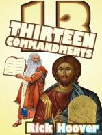Thirteen Commandments