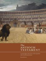 The Antioch Testament