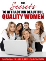 The SECRETS to Attracting Beautiful, Quality Women