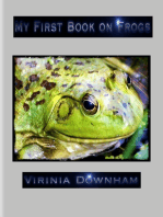 My First Book on Frogs