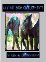 My First Book on Elephants