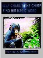 Help Charlie the Chimp Find His Magic Word