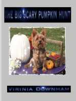 The Big Scary Pumpkin Hunt