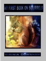 My First Book on Squirrels
