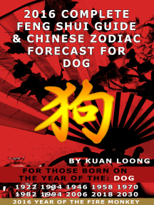 2016 Dog Feng Shui Guide & Chinese Zodiac Forecast by Kuan