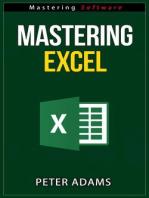 Mastering Excel (Mastering Software Series, #1)